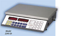 Detecto 2240 Series Digital Counting Scales