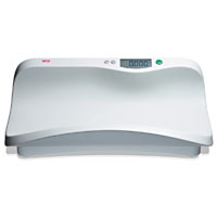 Seca Electronic Baby Scale w/ Shell Shaped Tray - weighs up to 44 lbs