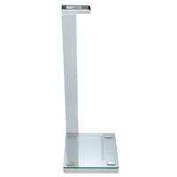 Seca Waist High Digital Scale with Glass Platform