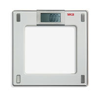 Seca Digital Floor Scale w/Glass Platform