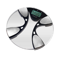 Escali Digital Bathroom Scale 440LB - Body Fat Water
