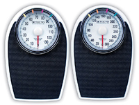 Detecto ProHealth Mechanical Personal Floor Scale