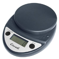 Escali Primo Digital Multifunctional Scale Black