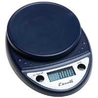 Escali Primo Digital Multifunctional Scale Royal Blue