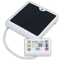 Detecto ProDoc Professional Digital Low-Profile Doctor Scale w/remote display