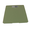 Escali Sleek Glass Bath Scale - Sage Green