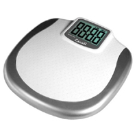 Escali High Capacity Large Display Digital Bathroom Scale
