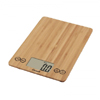 Escali Arti Digital Glass Top Scale - Bamboo