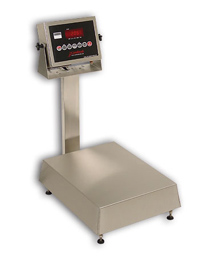 Detecto NB1418-205 Waterproof Stainless Steel Bench Scales