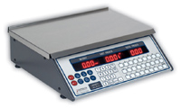 Detecto Digital Price Computing Scales w/Present Keys