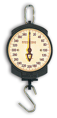 Detecto 11S Series Heavy-Duty Dial Scale with Hook