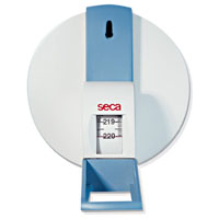 Seca Tape Measure w/Wall Stop and Magnifier