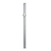 Seca Mechanical Heavy Plastic Measuring Rod - 4-87 inches