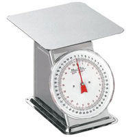 44lb. Flat Top Dial Scale