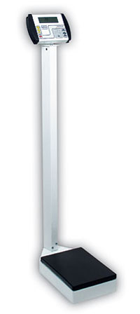 Detecto ProMed Digital Eye-Level Physician Scale w/o Height Rod